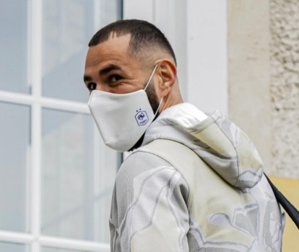Karim Benzema Selección Francesa Didier Deschamps   Selecciones Nacionales 1