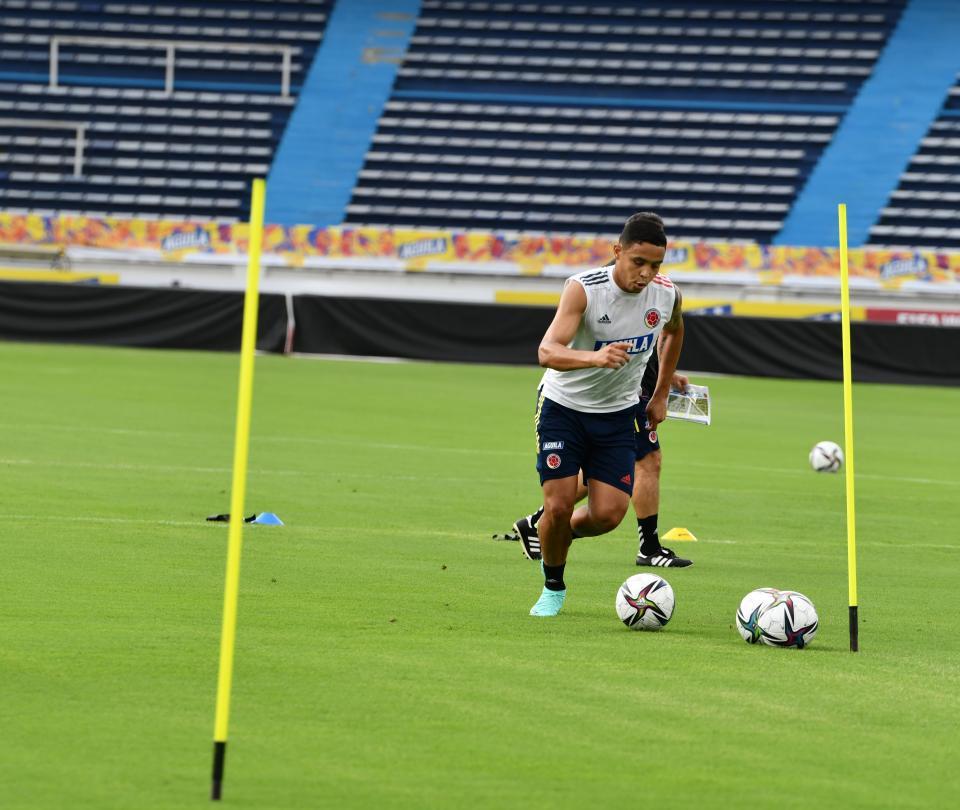 Selección Colombia hoy Luis Muriel y el crecimiento de su pase   Colombianos en el Exterior 1