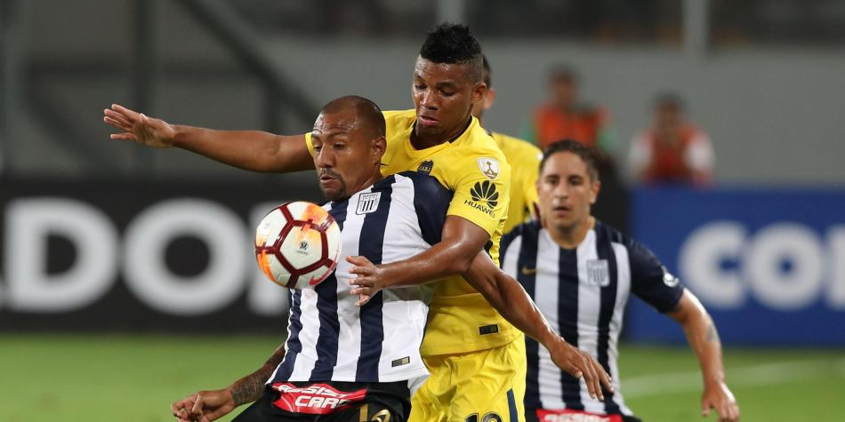 Alianza Lima vs Boca Juniors