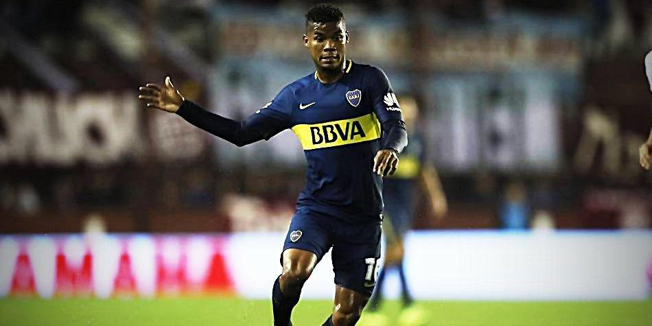 Wílmar Barrios Boca Juniors
