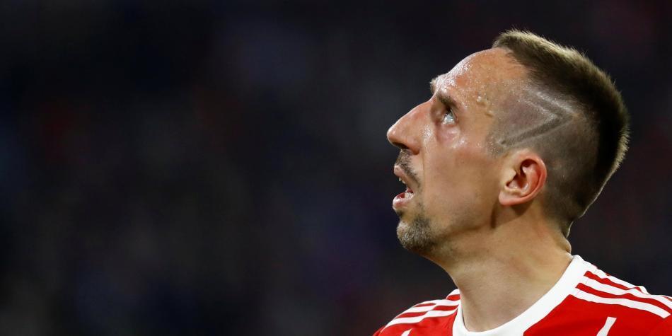 ¡Danke, Ribéry! Sus 5 maravillas que nunca olvidará el Bayern