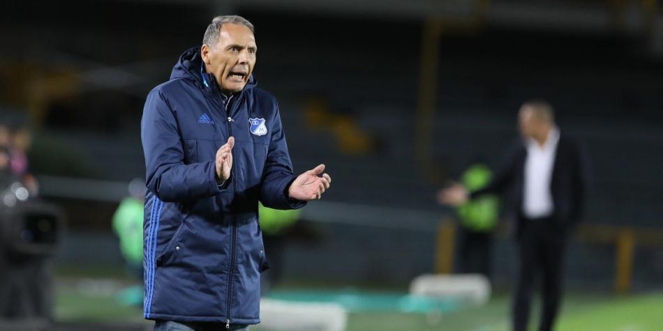 El entrenador azul confía en sus jugadores para pelear en Liga y Copa. ef11c5e16752a