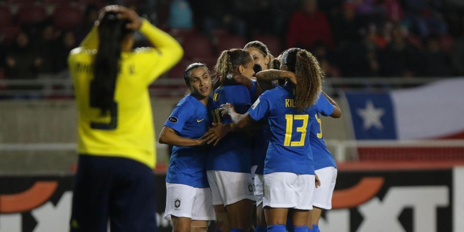 Colombia femenina quedó eliminada del Mundial y Juegos Olímpicos ...