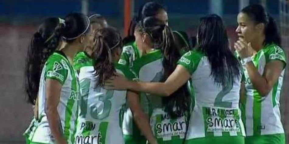 Nacional vs Huila final femenina