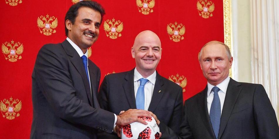 Faltan 1.590 días para el Mundial de Catar | Mundial Rusia 2018
