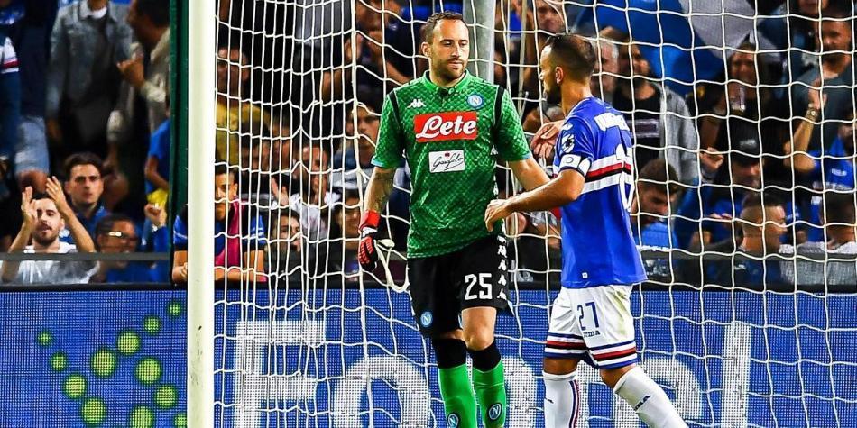 d75824acdf004 Sampdoria vs Napoli