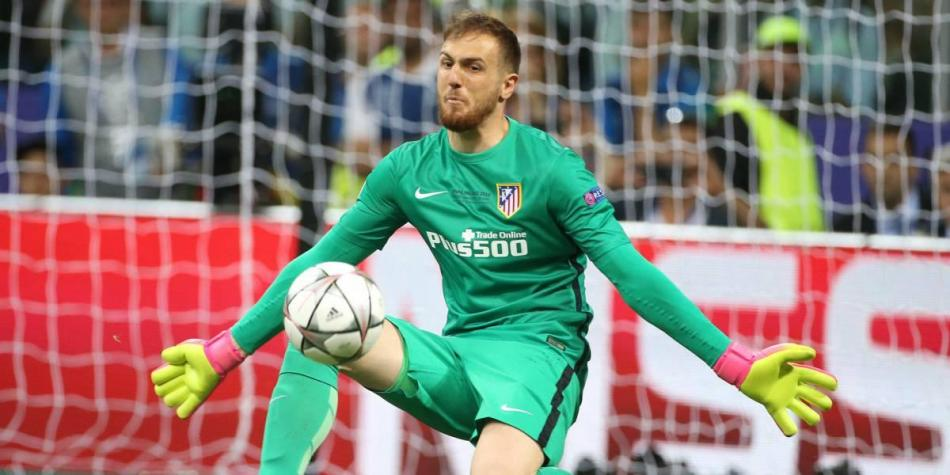 Jan Oblak Atlético de Madrid