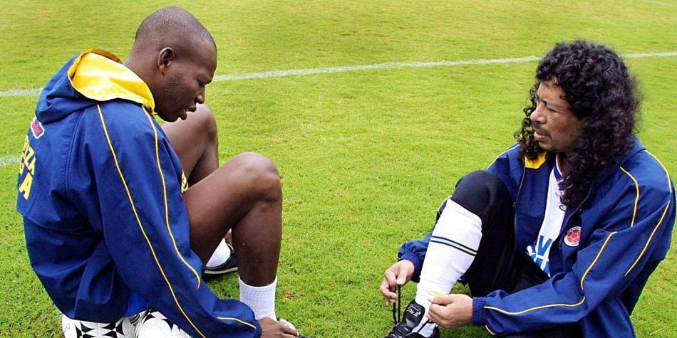 Higuita se ofrece como asistente de Asprilla en la Selección Colombia