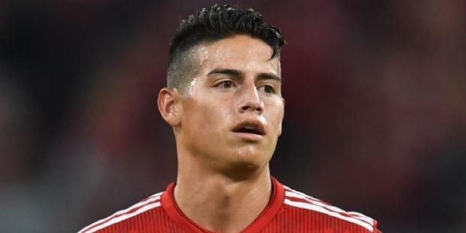 La mofa contra James Rodríguez que arrasa en Madrid (y Alemania)