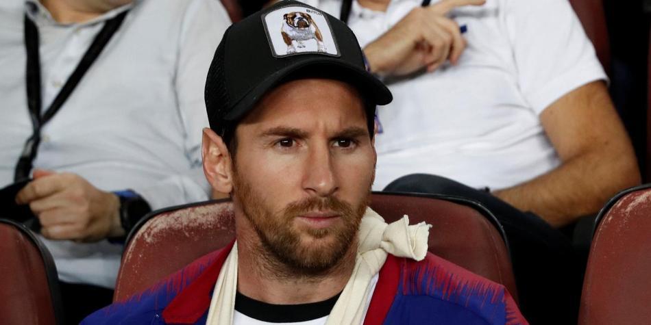 Entre Bracelona De Lionel En E Imágenes El Inter Partido Messi Onk0Pw8X
