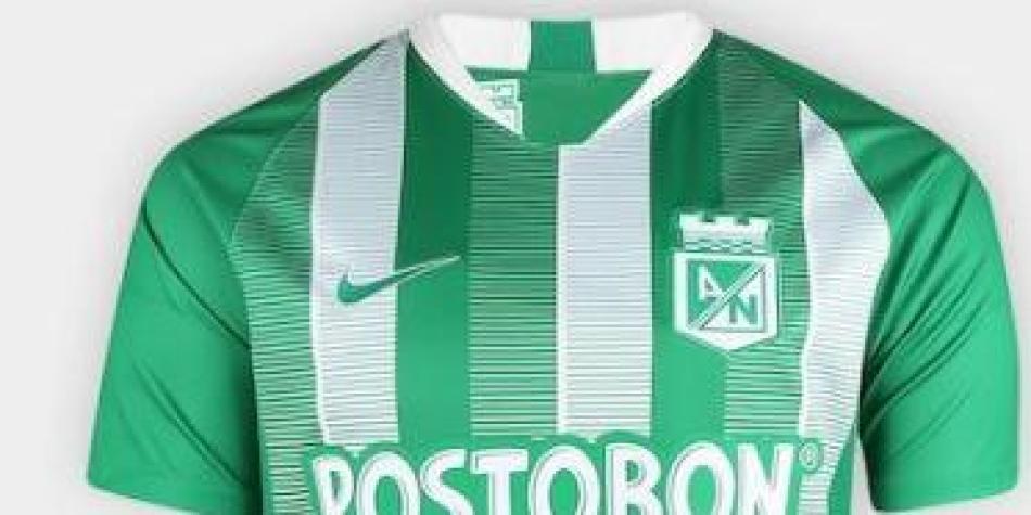 f6da780b054f1 Esta sería la camiseta de Atlético Nacional para 2019