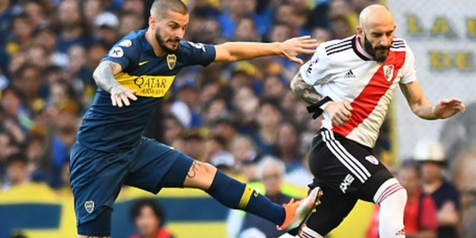 Boca Juniors vs River Plate fecha y horario final