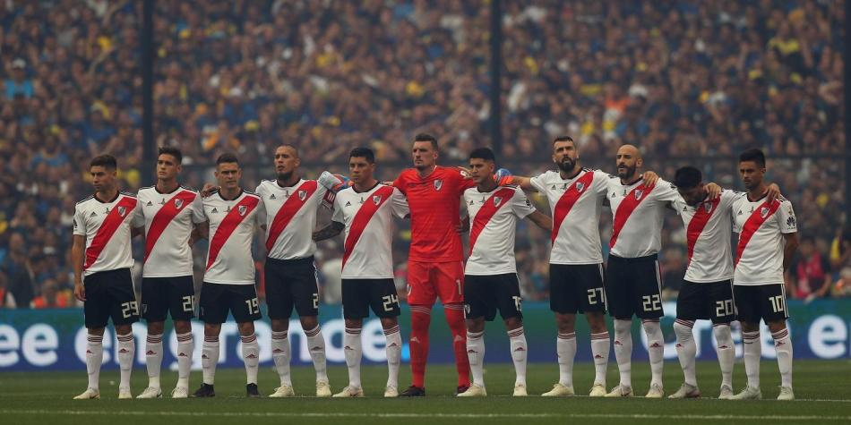 Este fue el camino de River Plate en la Copa Libertadores 2018 ...