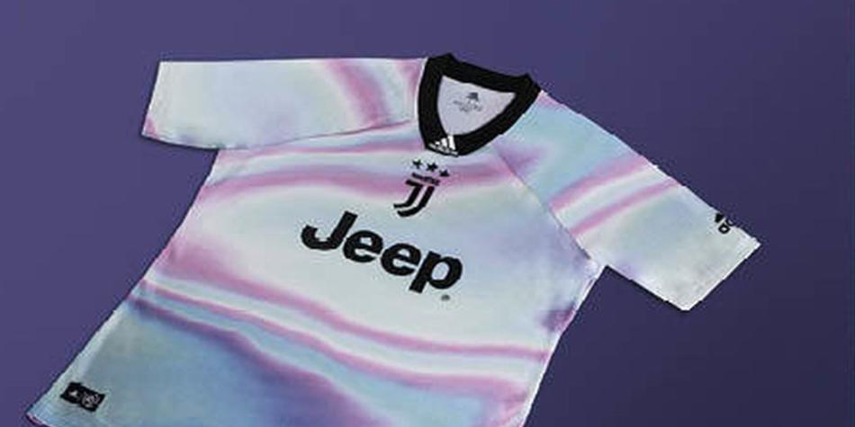 1c6aa39b36204 La nueva camiseta de Juventus