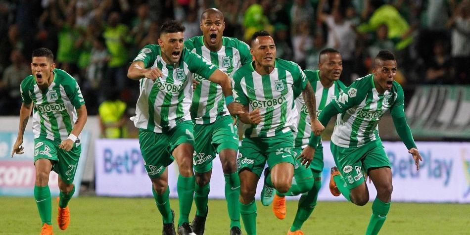 4471cbec0 Atlético Nacional calendario Copa Libertadores