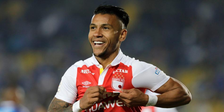 A Wilson Morelo se le acabó la paciencia con Independiente Santa Fe