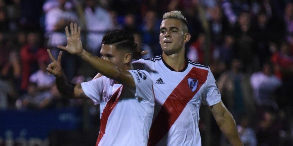 Gol De Quintero Hoy: Gol De Juan Fernando Quintero En Amistoso River Plate Vs