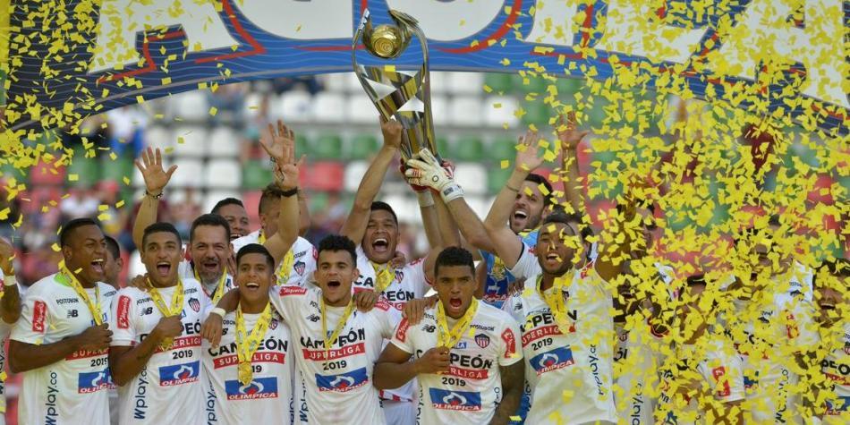 Junior campeón de Superliga! Enorme Viera en penaltis: atajó tres | Futbol Colombiano | Liga BetPlay | Futbolred