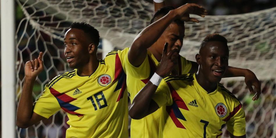 Colombia Sub 20 Contra Uruguay Sub 20: Alineación: Titular Colombia Vs. Uruguay Suramericano Sub