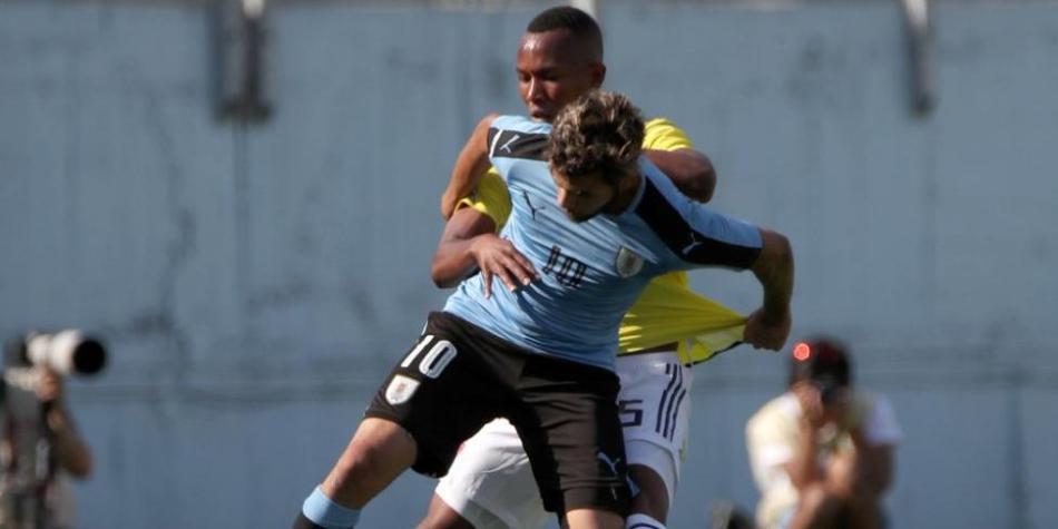 Colombia Vs Uruguay Sub 20: Colombia Sub 20 Empató 0-0 Con Uruguay Y Espera Otros