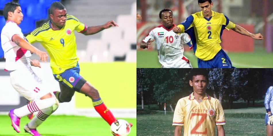 Colombia Sub 20 vs anfitriones