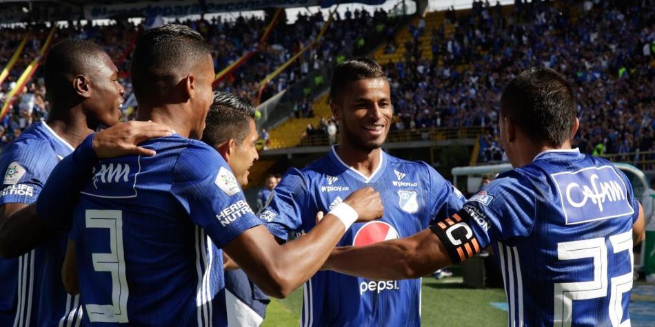 Hansel Zapata y José Luis Moreno, nuevos jugadores de Millonarios