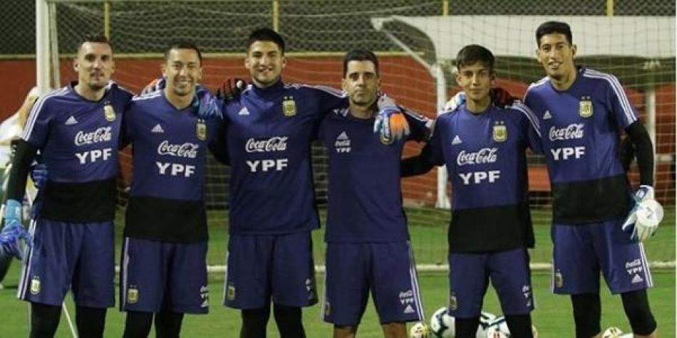 Arqueros Argentina
