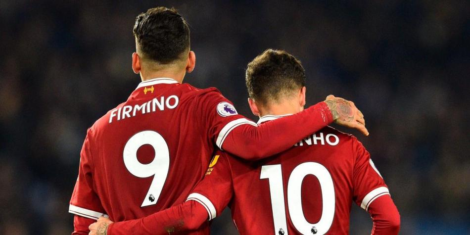Firmino y Coutinho