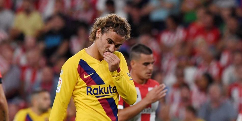 Barcelona Sin Messi Pierde En Liga De Espana Despues De Once Anos Liga De Espana Futbolred