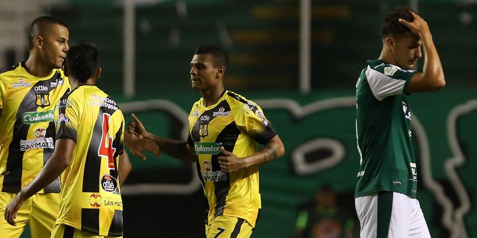 Resultado Cronica Y Goles Del Deportivo Cali Vs Alianza Petrolera Liga Aguilas Fecha 11 Futbol Colombiano Liga Betplay Futbolred