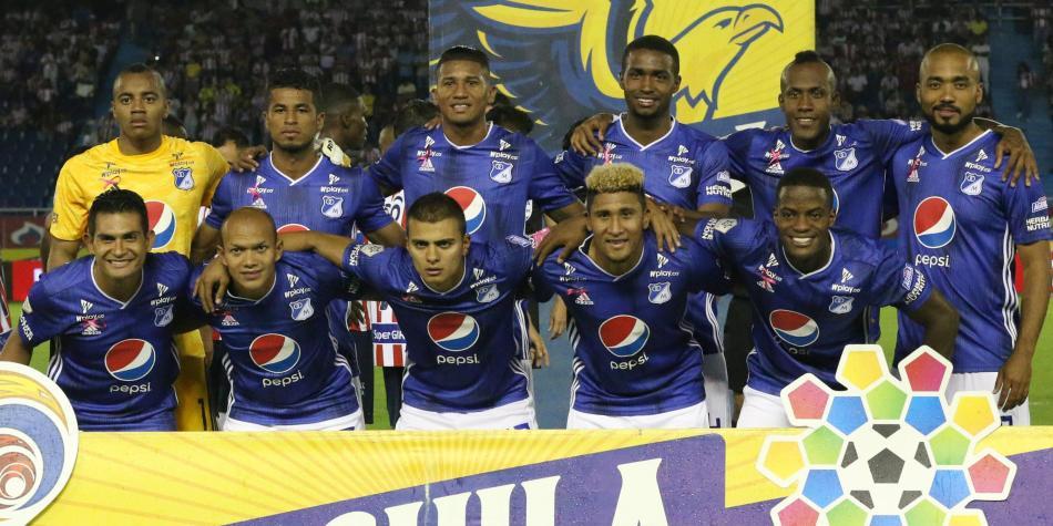 Millonarios lanza su nueva camiseta rosada AS Colombia