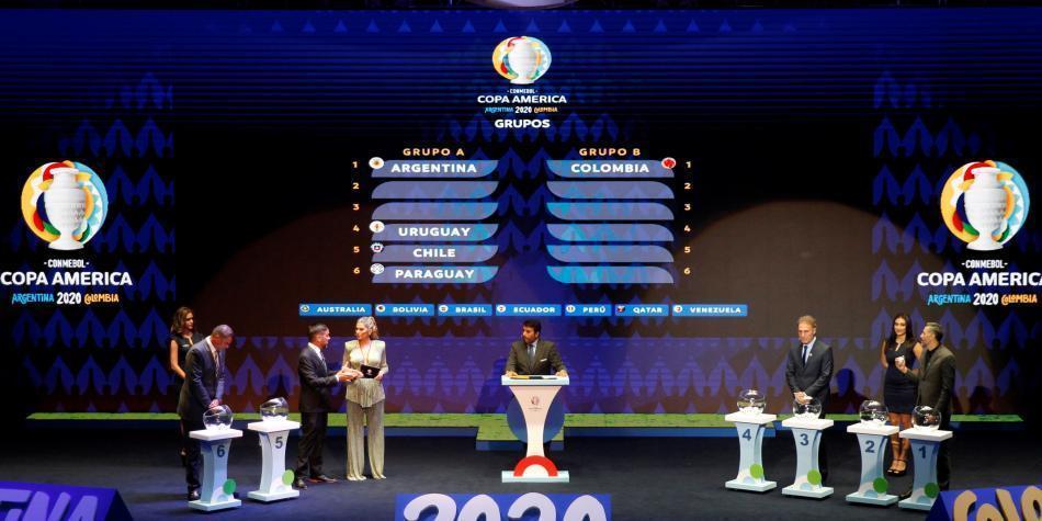 brasil copa america 2020