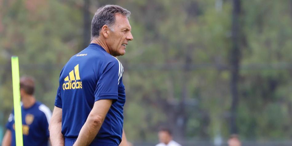 La racha negativa de Miguel ángel Russo enfrentando a Medellín | Copa  Libertadores | Futbolred