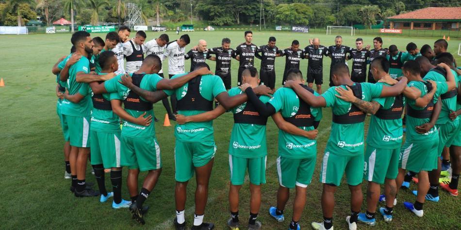 Deportivo Cali Hoy Su Nueva Camiseta E Indumentaria Para La Temporada 2020 Futbol Colombiano Liga Betplay Futbolred
