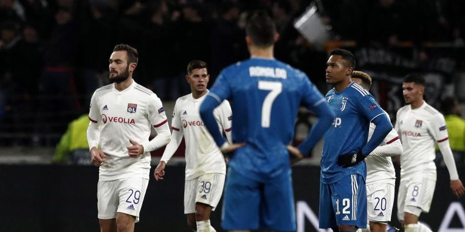Juventus Vs Lyon Hora Y Donde Ver Gratis Online Y Canal De Tv Champions League 2020 Champions League Futbolred