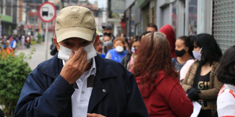 Coronavirus Colombia hoy EN VIVO: 806 nuevos casos de covid-19 y ...