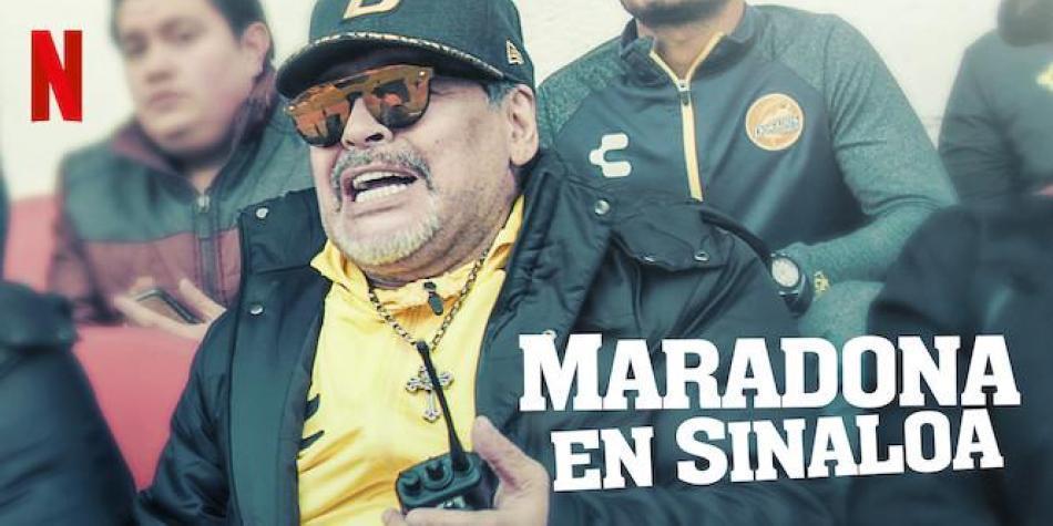 Trailer: 'Maradona en Sinaloa', nueva producción de Netflix | Tendencias | Curiosidades de fútbol | Futbolred