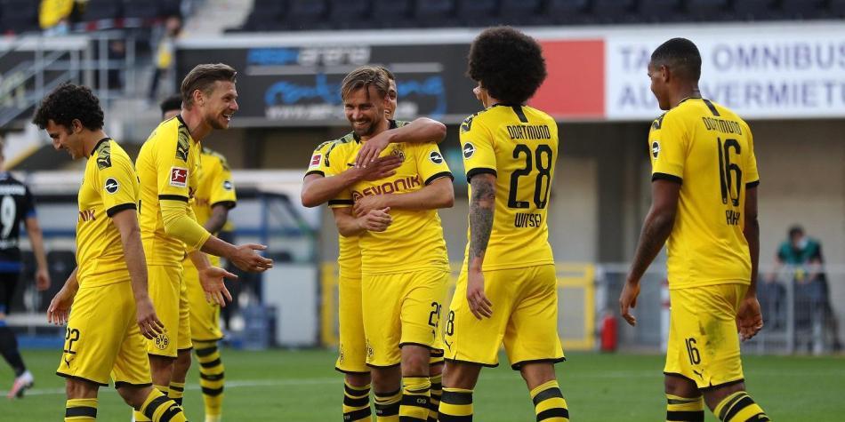 Borussia Dortmund: nueva camiseta temporada 2020-2021 ...