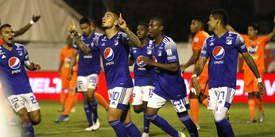 Millonarios Vs Patriotas En Vivo Online Ver Partido Gratis Win Sports Liga Betplay 2020 Futbol Colombiano Liga Betplay Futbolred