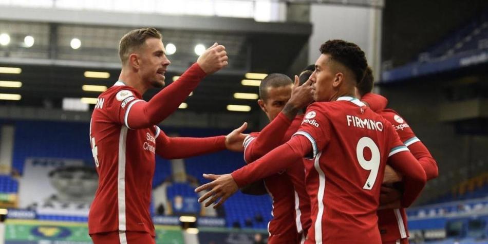 Everton Vs Liverpool Jurgen Klopp Y Jordan Henderson Explotan Tras La Decision Del Var Premier League Futbolred