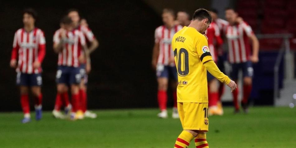Atlético de Madrid: victoria contra Barcelona crónica del partido La LIga  2020-21   Liga de España   Futbolred