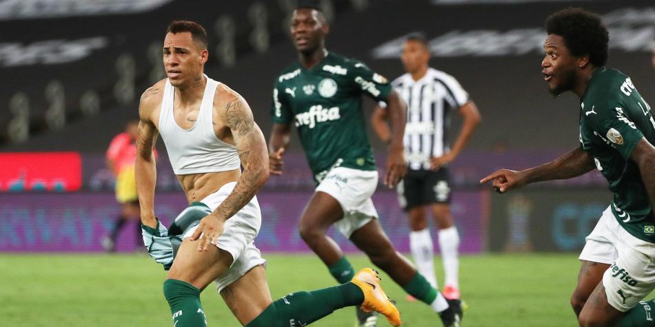 Palmeiras campeón de la Copa Libertadores: derrotó a Santos 1-0   Copa  Libertadores   Futbolred