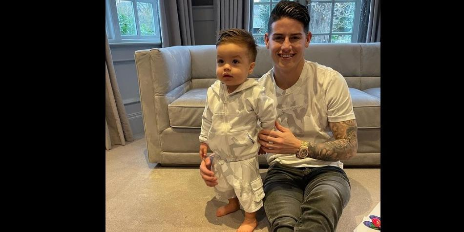 James Rodríguez y Samuel