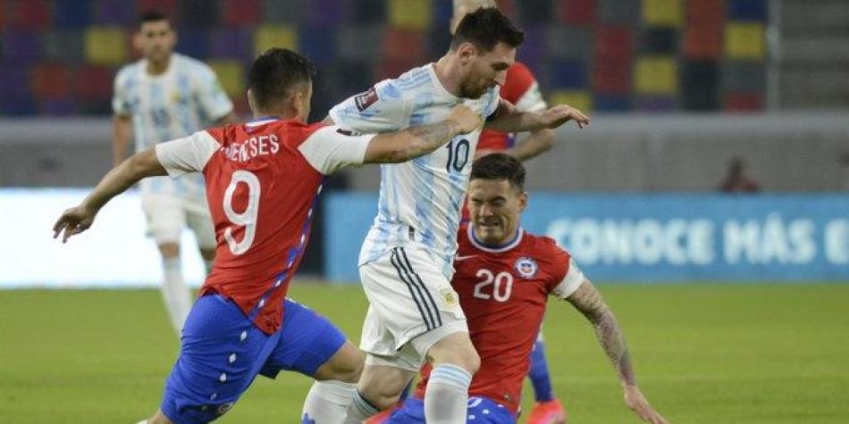 Video, goles Argentina vs Chile, fecha 7, Eliminatorias Catar 2022, Messi y Alexis | Selecciones Nacionales | Futbolred