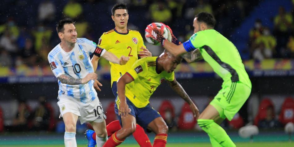 Copa América: balance de Selección Colombia frente Argentina en semifinales  1993 y 2004 | Copa América 2021 | Futbolred