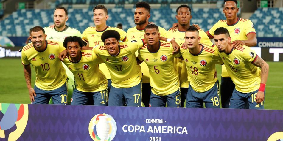 Selección Colombia: Yairo Moreno lesión y sustitución contra Ecuador en  Copa América 2021 | Selección Colombia | Futbolred