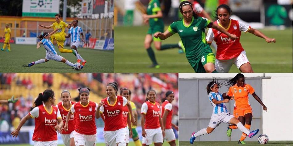 El balance que dejó la primera Liga Femenina en Colombia