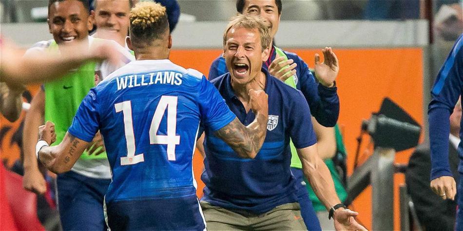 Lista de 23 jugadores de Estados Unidos para la Copa América ... 425d2cd45841d