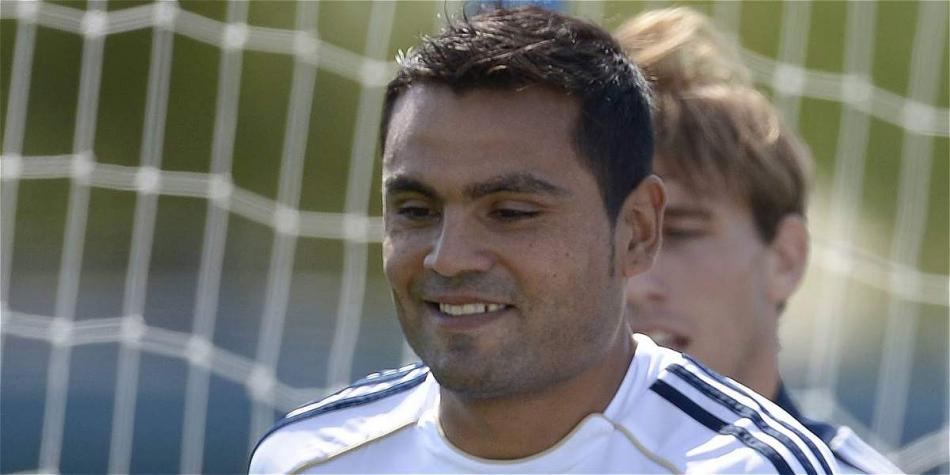 Gabriel Mercado, defensor de River Plate.
