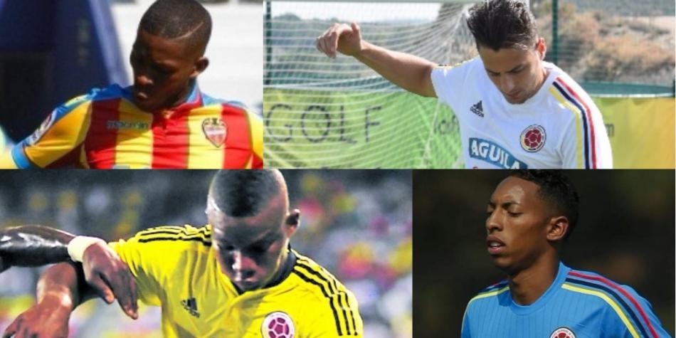 Ensayos de Colombia contra Australia